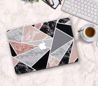 Marble Blend Macbook Cover