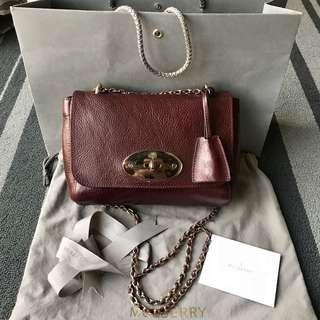 100% Authentic Mulberry Lily Small