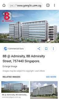 8b admiralty ramp up fcty for rent