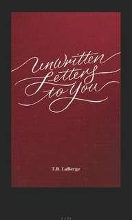 Ebook: Unwritten Letters To You (Todd LaBerge)