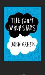 Ebook: The Fault In Our Stars (John Green)