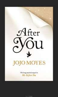 Ebook: After You (Jojo Moyes)