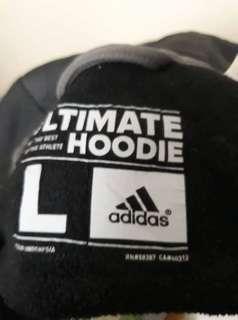 Adidas ultimate hoodie jacket