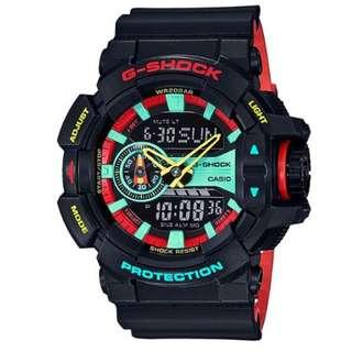 Casio | G-Shock | GA-400CM-1A | Authentic