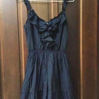 🚚 全新-Hollister 小洋裝(正版)