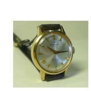 New old stock, Ladies' Seikomatic Lady Diashock 21 Jewels Automatic watch