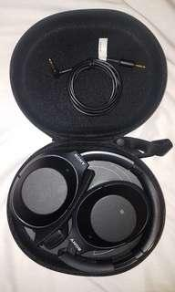 Sony WH1000XM2 Noise Cancelling Headphone