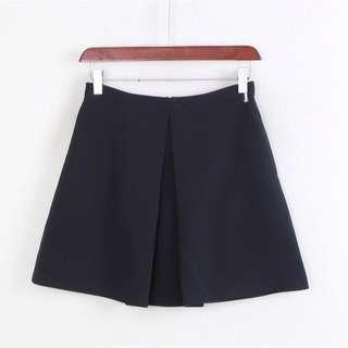 • Preorder • Korean Style Black Skirt