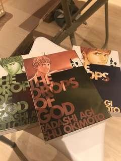 Drops of God Manga