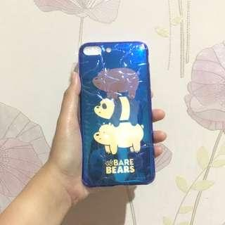 NEW iphone 7+/8+ case we bare bears