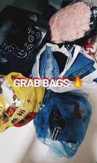 GRAB BAGS!!