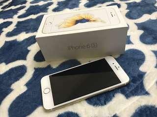 Iphone 6s, Gold, 64 GB