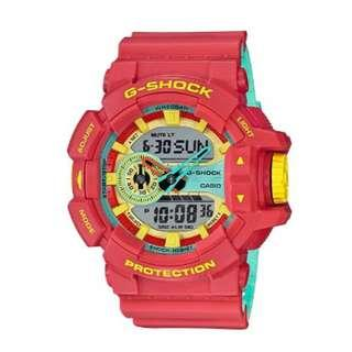 Casio | G-Shock | GA-400CM-4A | Authentic
