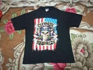 Vintage Gun N Roses band t shirt
