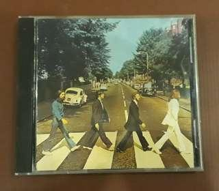 CD The Beatles - Abbey Road ( Original 1969 Early USA Press )