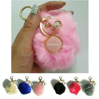 🚚 Custom furball keychains
