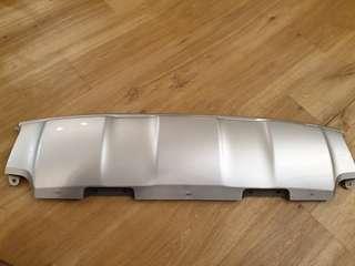 Volvo XC60 Drive E rear bumper skid plate