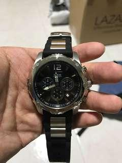 GUESS Intrepid Chronograph Watch W0167G1