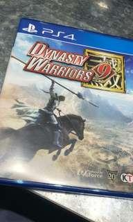 🚚 Dynasty Warriors 9 PS4