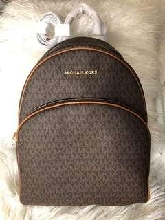Michael Kors Large Backpack