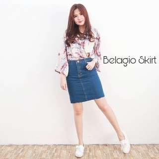 belagio skirt • NEW • size 27