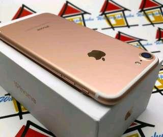 iPhone 7 Rose Gold (NETT PRICE)