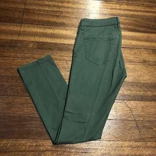 UNIQLO Army Green Pants