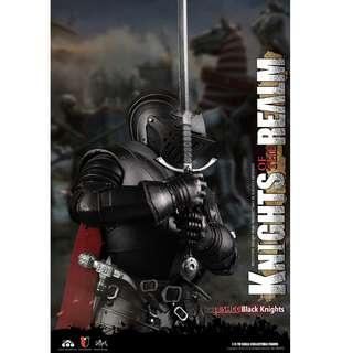 COOMODEL BLACK KNIGHTS OF THE REALM Diecast Alloy Series Of Empires 2018 SHCC