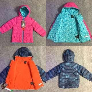 🚚 Down & Fleece Lined Jackets!