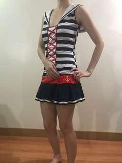 Sexy sailor halloween costume for rent
