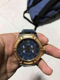 GUESS Rigor Guk Watch W0040G6