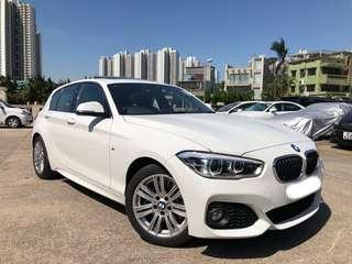 2017 BMW 120i M Package