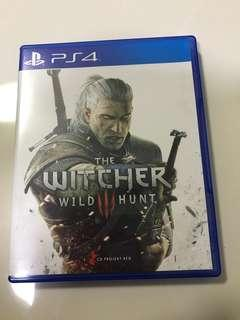 PS4: The Witcher 3