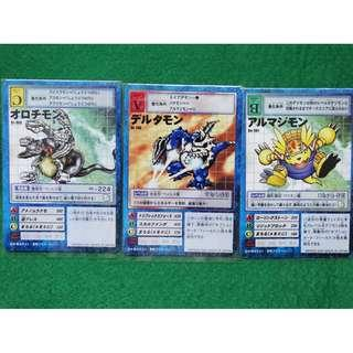 (S) Orochimon Evo Set + Free 5 Random Cards Digimon TCG