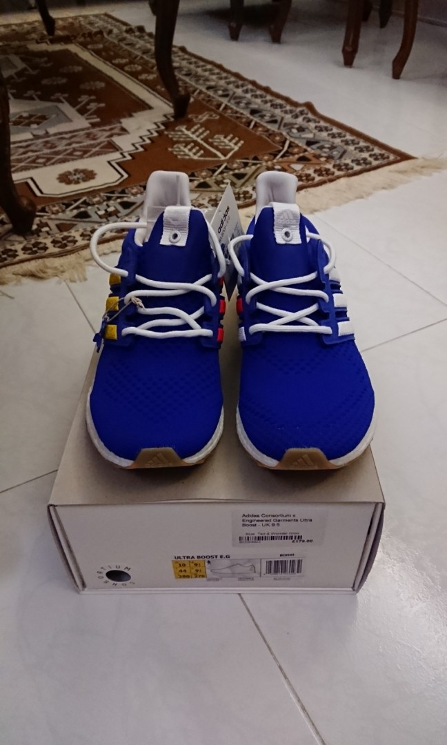 5c15847d9b3 Adidas Consortium x Engineered Garments Ultra Boost UK9.5 US10 ...