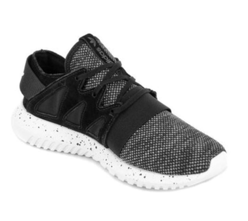 low priced e0c34 22126 Adidas Originals Women's Tubular Viral Black/ White/ Black ...