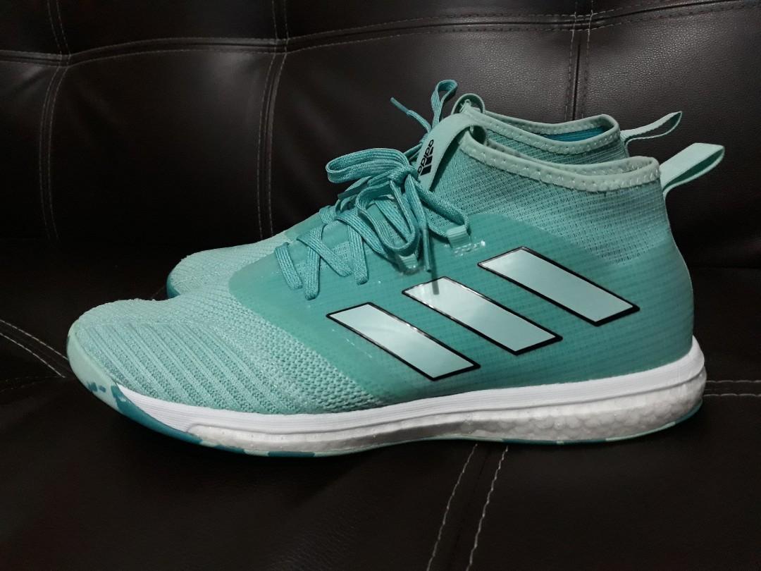 37a750083 Adidas Tango Boost ACE Aqua