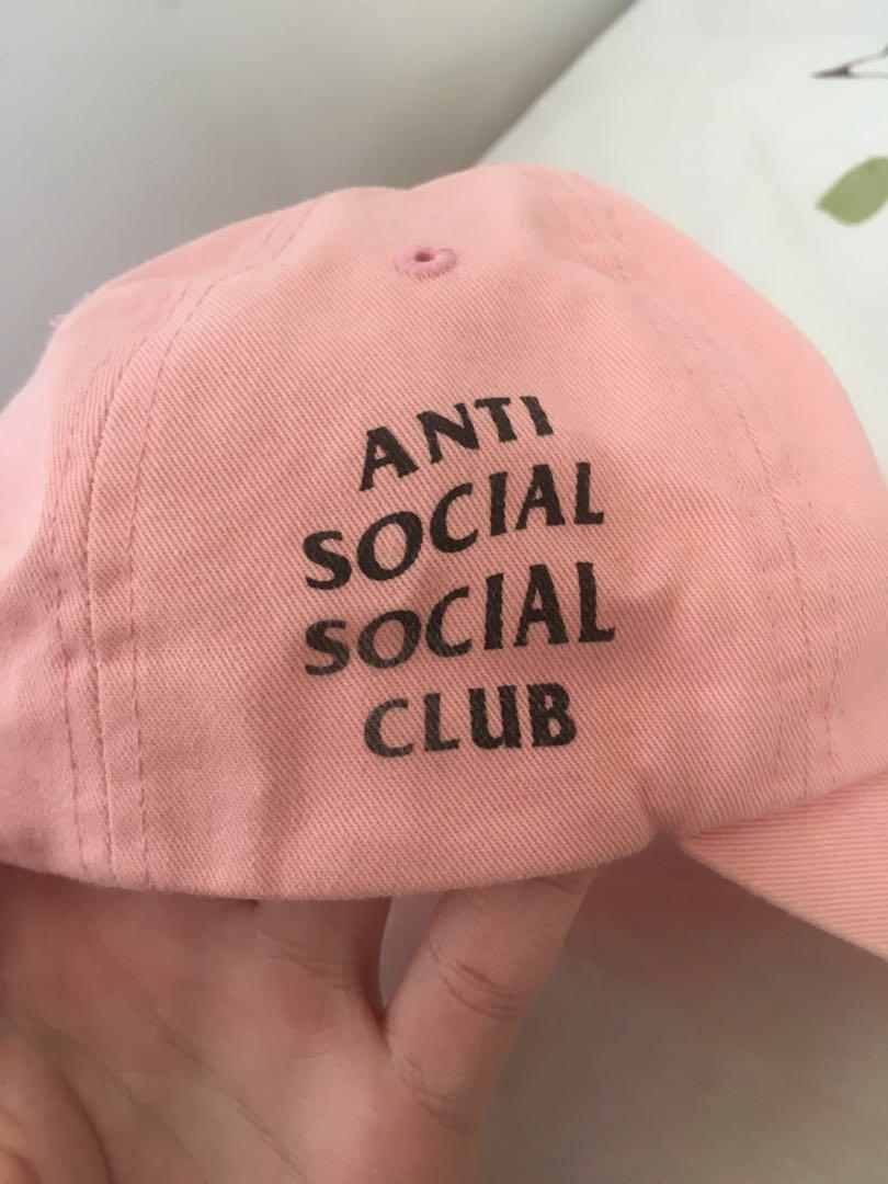 ASSC Hat (pink)