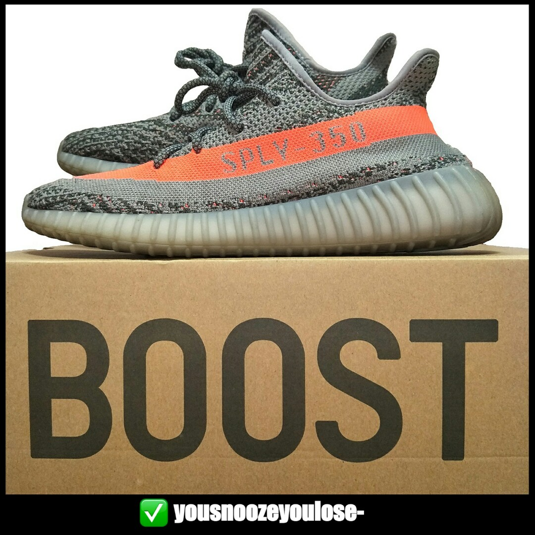 outlet store a5f7e 86eb5 🍊AUTHENTIC🍊 ADIDAS YEEZY BOOST 350 V2 BELUGA 1.0 OG, Men s Fashion ...