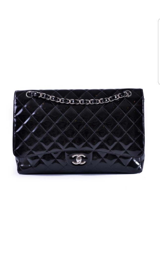 0ed70765ec4a07 Authentic Chanel Maxi, Luxury, Bags & Wallets, Handbags on Carousell
