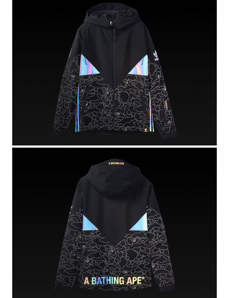 e17a50d8 Bape x adidas snow jacket, Men's Fashion, Clothes, Outerwear on ...