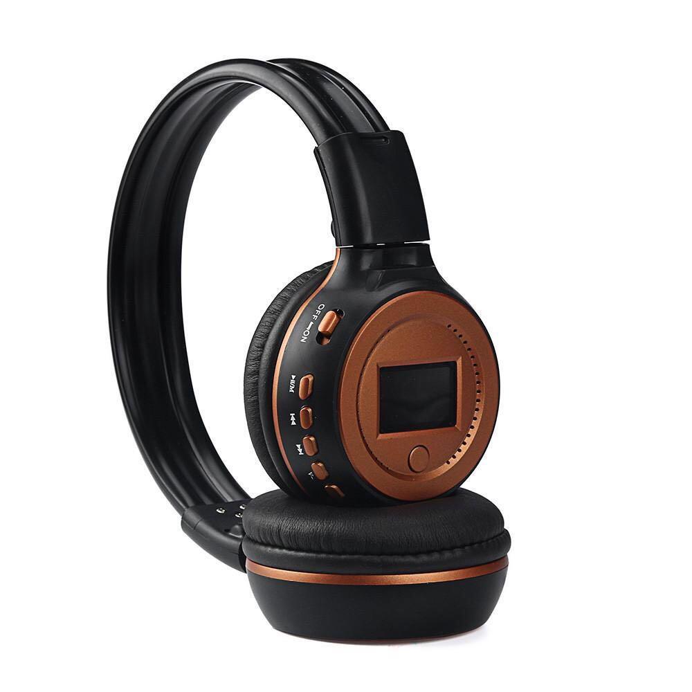 Bluetooth Wireless Headset/Headphones With Call Mic/Microphone