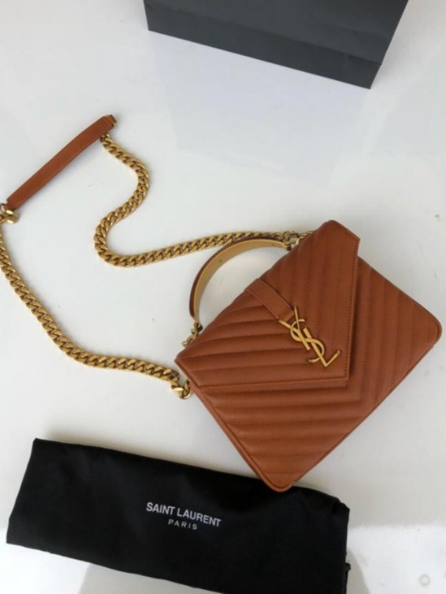 BN YSL College with Wooden Handle b00859eb0b885