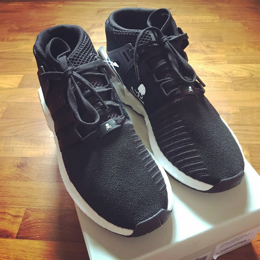 cheap for discount 40d39 5ba2c BNWT Mastermind Mid EQT 9317, Mens Fashion, Footwear, Sneakers on  Carousell