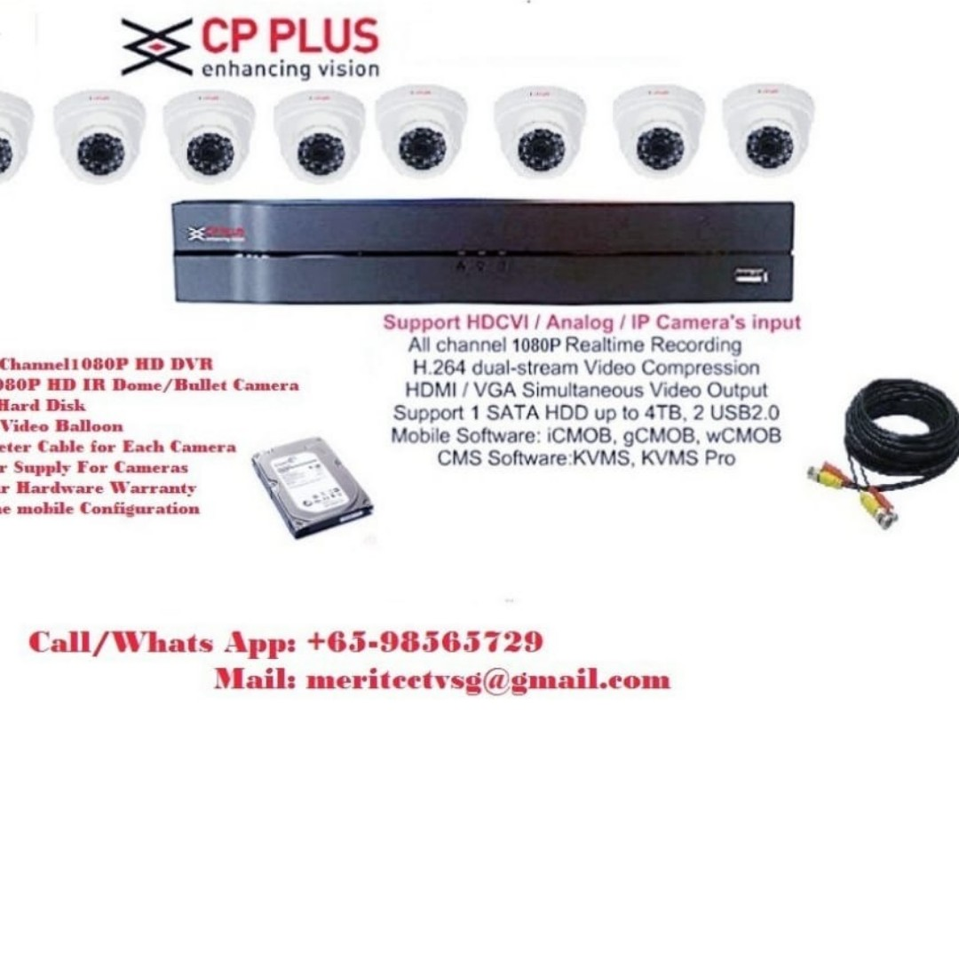 cctv for warehouse/Factory