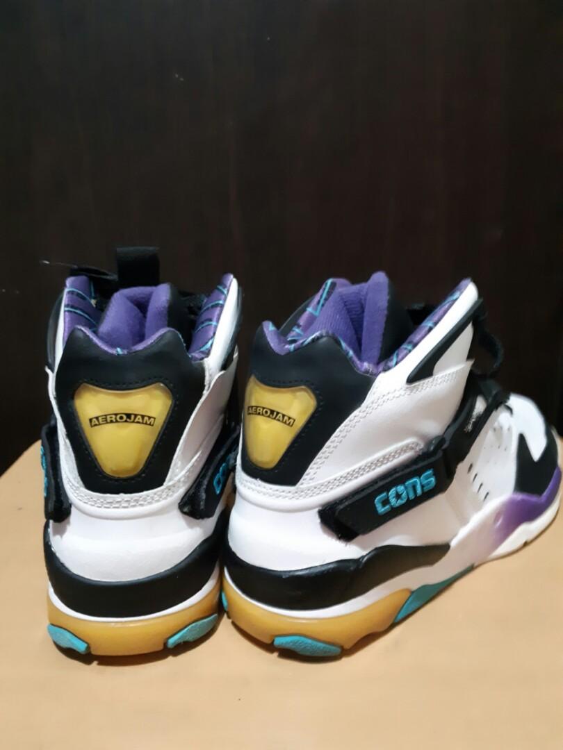 brand new 24495 ee5eb Converse Aerojam, Men s Fashion, Footwear, Sneakers on Carousell