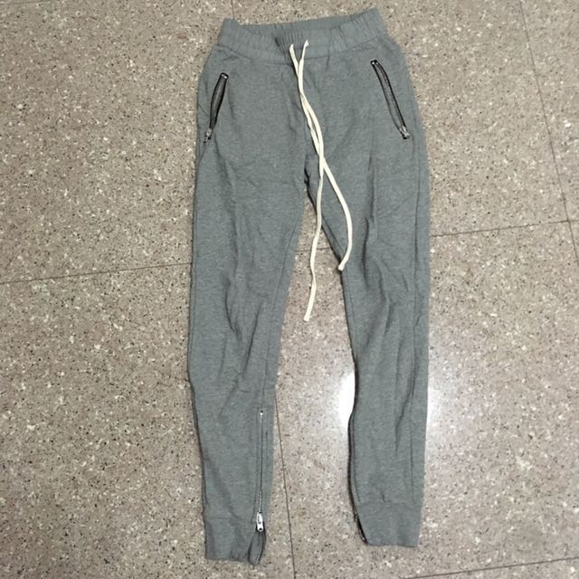 80c60a6e Fear Of God Fog essentials, Men's Fashion, Clothes, Bottoms on Carousell