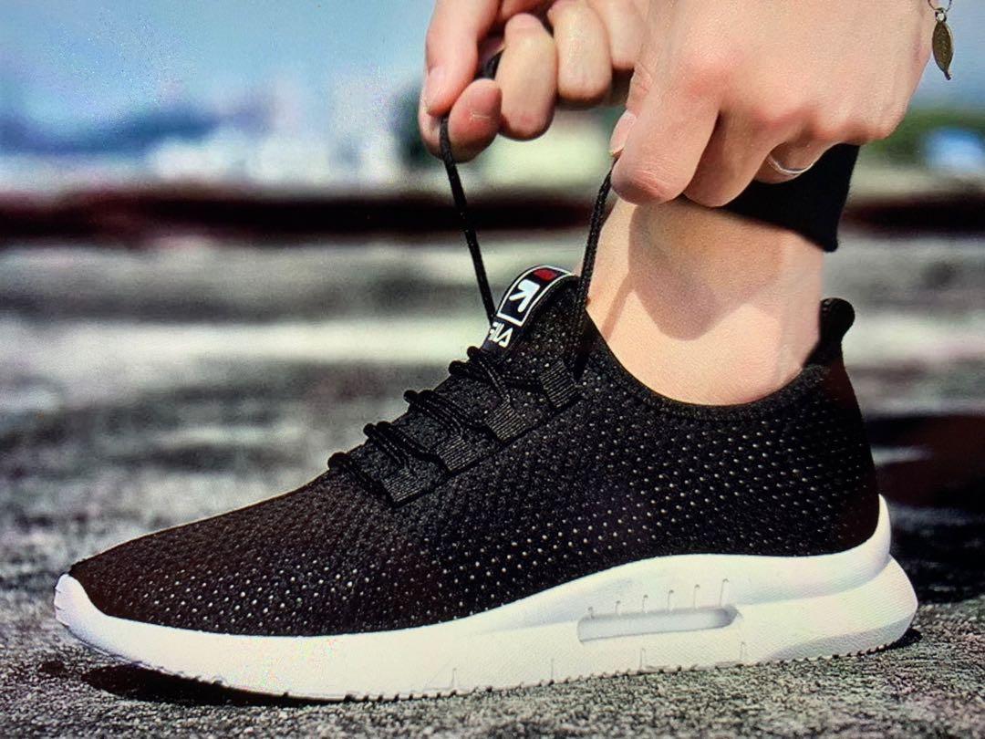 35a691f16da3 Fila Light Mesh Running Shoes