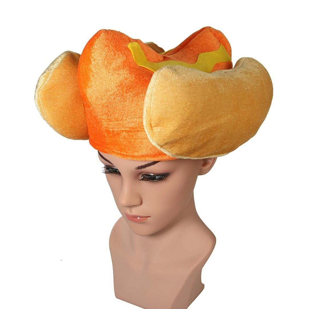 (Hot sales)Hot dog Halloween Funny Hat🌭🌭🌭🌭🌭(😍Big discount😍)