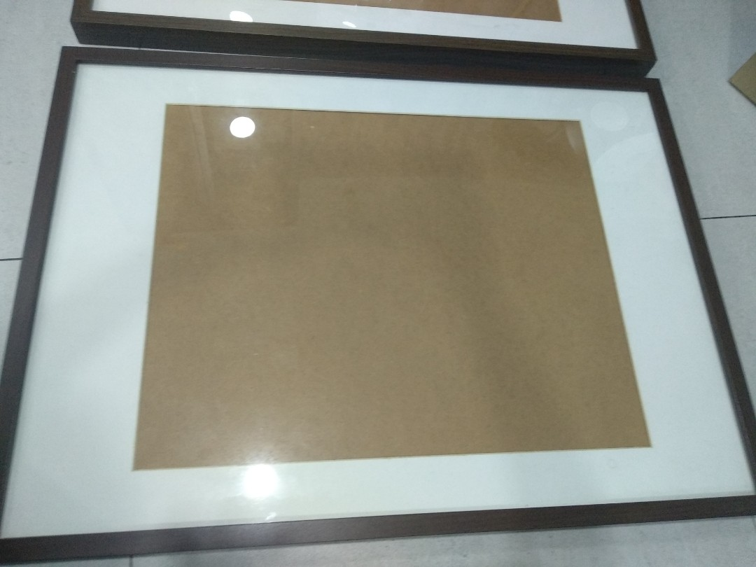 Ikea RIBBA 50x70 Cm Picture Frame Furniture Home Decor Others On